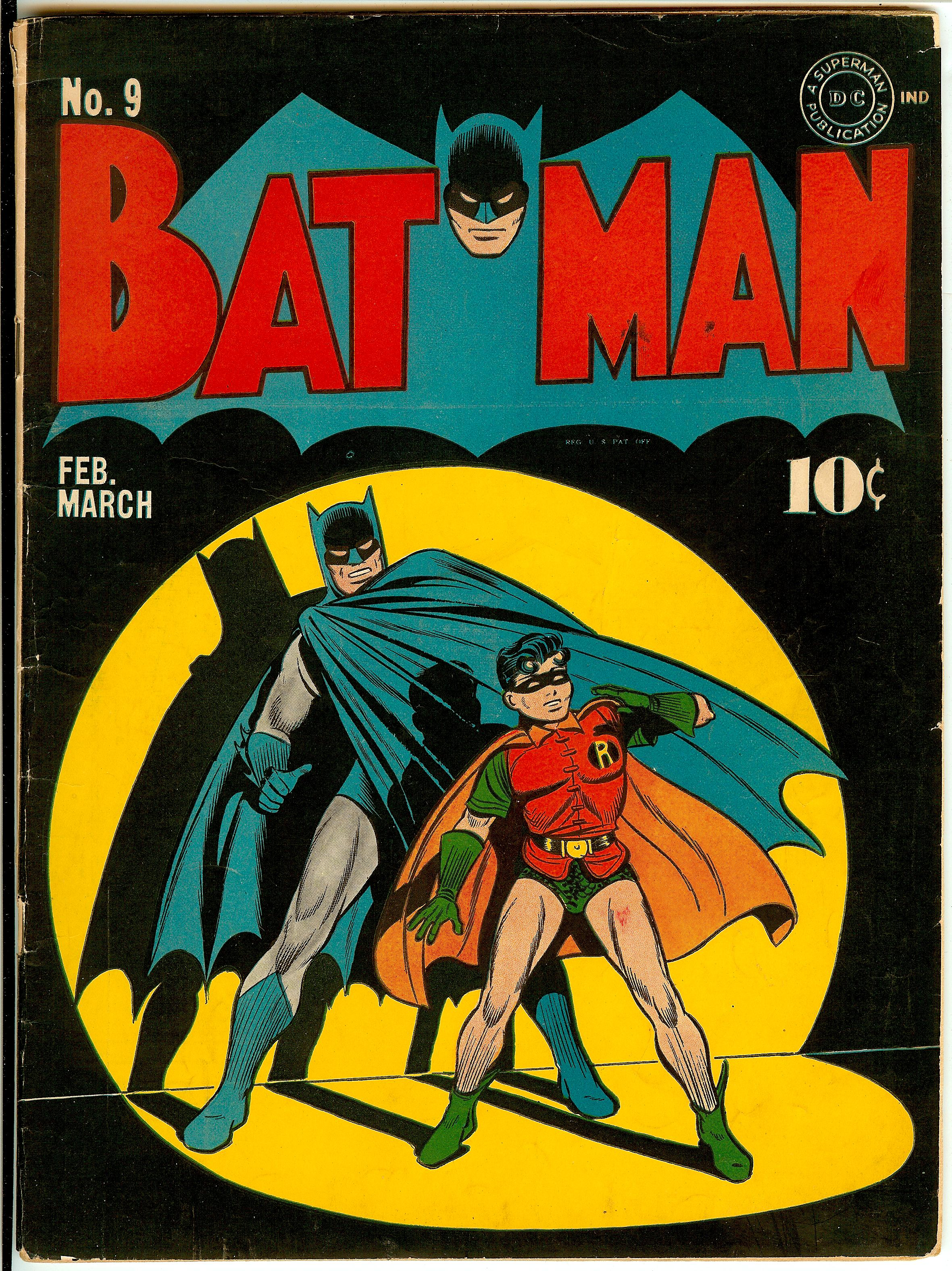 Simple Comic Book Covers : Staypuffed s favourite batman comic book covers part one