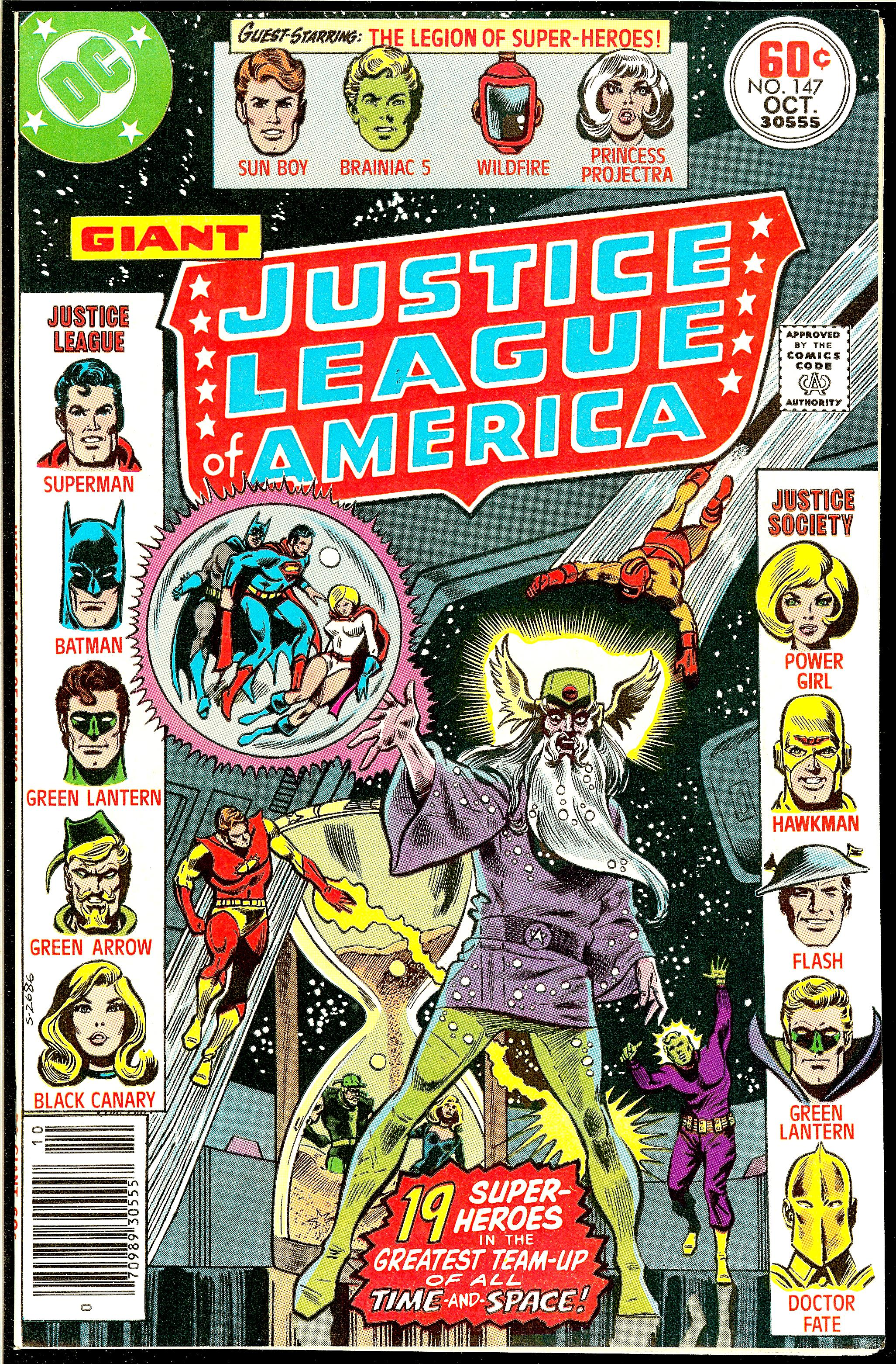 Panini-Justice League-cromos nº 147