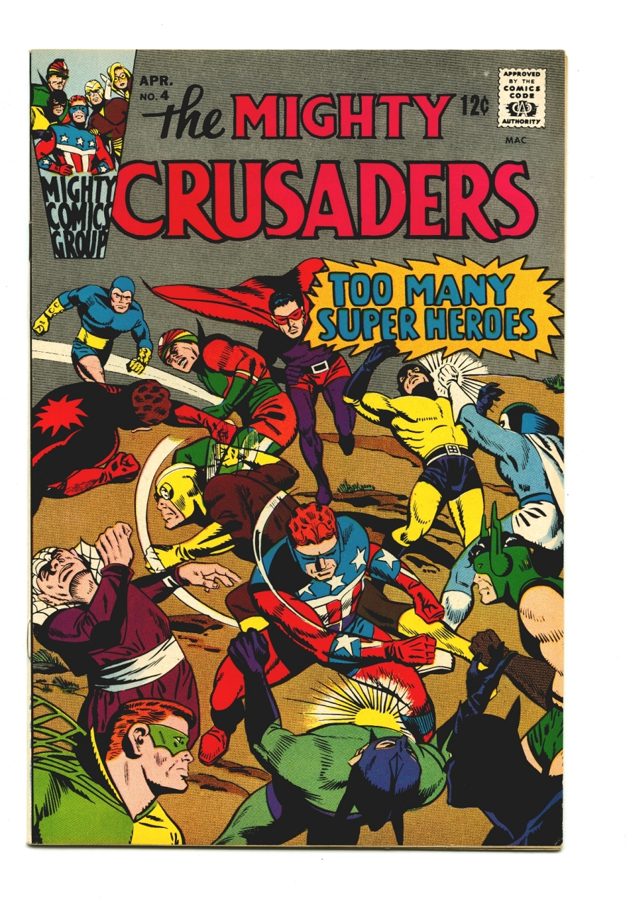 the mighty crusaders collection on eBay!