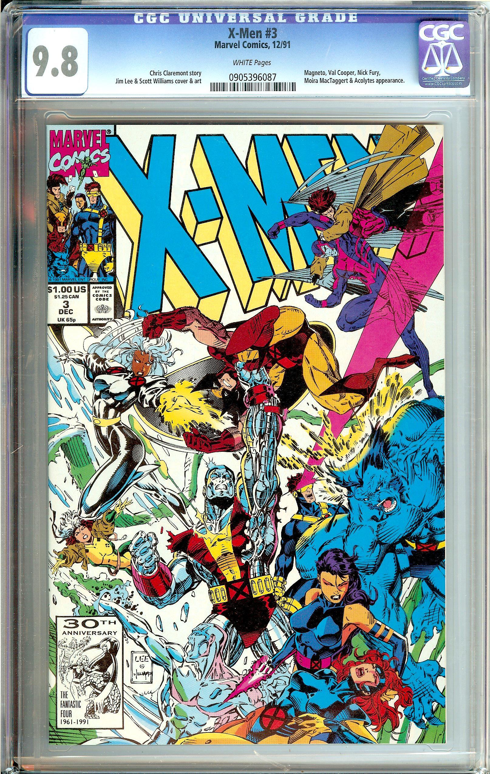 X-Men (Vol 2) #3