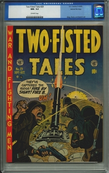 Two-Fisted Tales #29