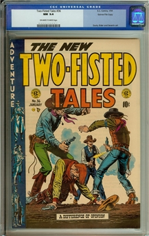 Two-Fisted Tales #36