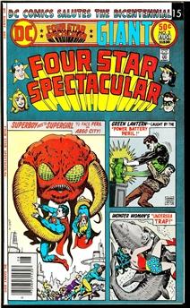 Four Star Spectacular #3