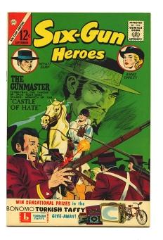 Six-Gun Heroes #76