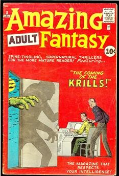 Amazing Adult Fantasy #8