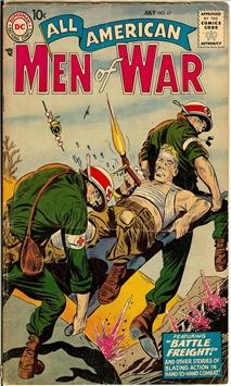 All-American Men of War #47