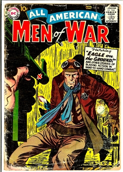 All-American Men of War #56