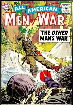 All-American Men of War #64