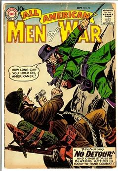 All-American Men of War #73