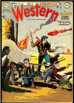 All-American Western #107