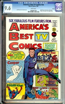 America's Best TV Comics #1