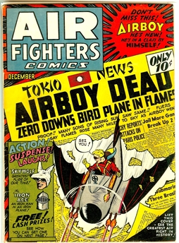 Air Fighters Comics #3