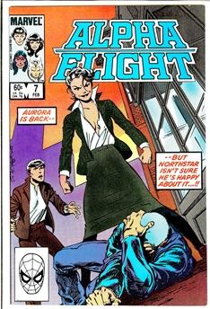 Alpha Flight #7