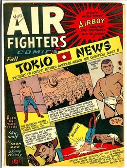Air Fighters Comics V2 #10
