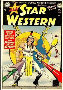 All Star Western #62