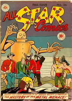 All Star Comics #26
