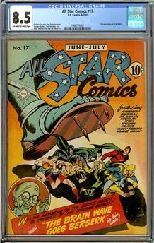 All Star Comics #17