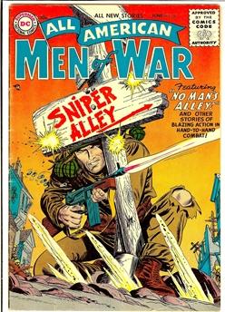 All-American Men of War #34
