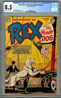 Adventures of Rex the Wonder Dog #3