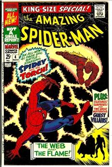 Amazing Spider-Man Annual #4