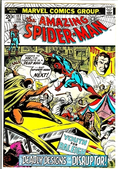 Amazing Spider-Man #117