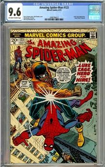 Amazing Spider-Man #123