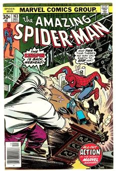Amazing Spider-Man #163