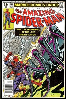 Amazing Spider-Man #191