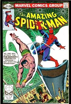 Amazing Spider-Man #211