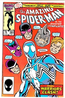 Amazing Spider-Man #281