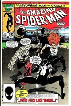 Amazing Spider-Man #283