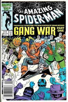 Amazing Spider-Man #284