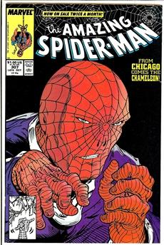 Amazing Spider-Man #307
