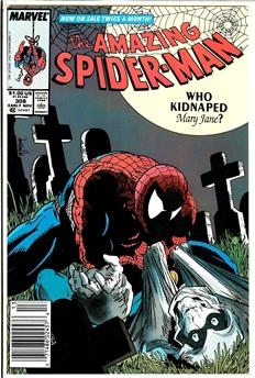 Amazing Spider-Man #308