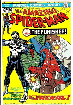 Amazing Spider-Man #129