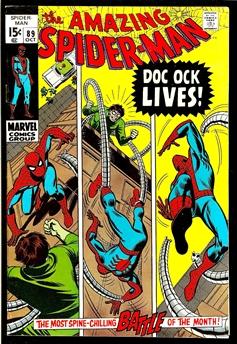 Amazing Spider-Man #89