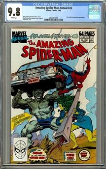 Amazing Spider-Man Annual #23
