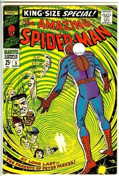 Amazing Spider-Man Annual #5