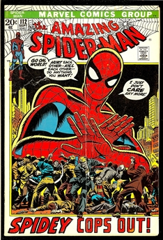 Amazing Spider-Man #112