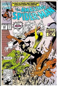 Amazing Spider-Man #342