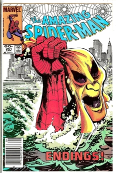 Amazing Spider-Man #251