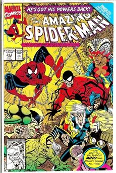 Amazing Spider-Man #343