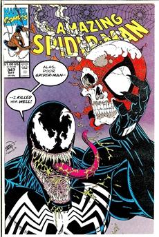 Amazing Spider-Man #347