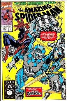 Amazing Spider-Man #351