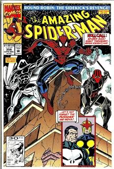 Amazing Spider-Man #356