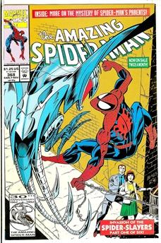 Amazing Spider-Man #368