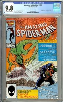 Amazing Spider-Man #277