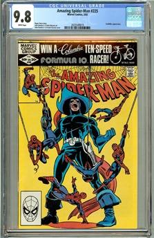 Amazing Spider-Man #225