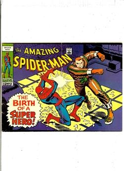 Amazing Spider-Man Esquire Giveaway #42