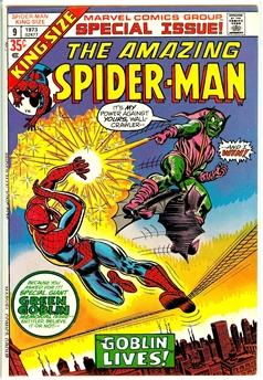 Amazing Spider-Man Annual #9